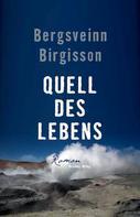 Bergsveinn Birgisson: Quell des Lebens