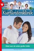 Nina Kayser-Darius: Kurfürstenklinik 20 – Arztroman ★★★★★