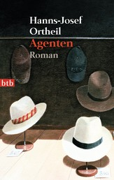 Agenten - Roman