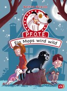 Bettina Obrecht: P.F.O.T.E. - Ein Mops wird wild ★★★★★