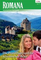 Jessica Hart: Die Prinzessin und ihr schottischer Boss ★★★★
