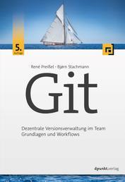 Git - Dezentrale Versionsverwaltung im TeamGrundlagen und Workflows