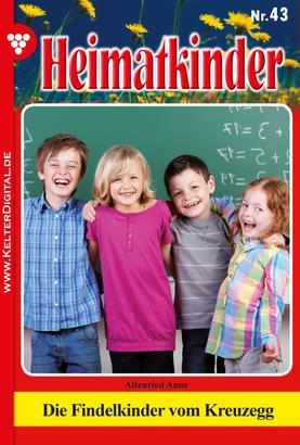 Heimatkinder 43 – Heimatroman