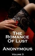 Author Anonymous: The Romance of Lust Volume 3