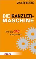 Volker Resing: Die Kanzlermaschine ★