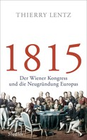 Thierry Lentz: 1815 ★★★★