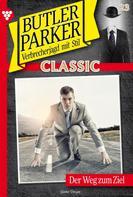 Günter Dönges: Butler Parker Classic 23 – Kriminalroman
