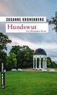 Susanne Kronenberg: Hundswut ★★★★
