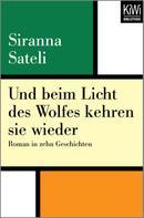 Siranna Sateli: Und beim Licht des Wolfes kehren sie wieder ★★★★