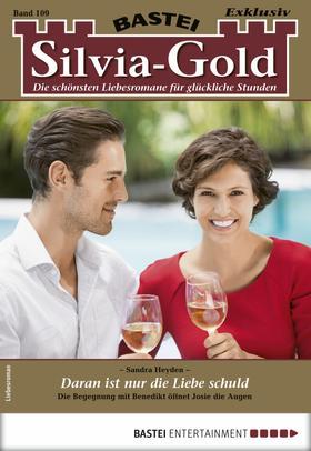 Silvia-Gold 109 - Liebesroman
