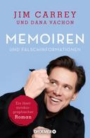 Jim Carrey: Memoiren und Falschinformationen