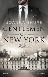 Gentlemen of New York - Rau wie Eisen - Roman
