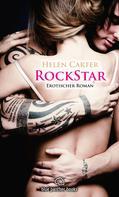 Helen Carter: Rockstar | Band 1 | Erotischer Roman ★★★★