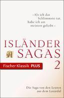 Klaus Böldl: Die Saga von den Leuten aus dem Laxárdal