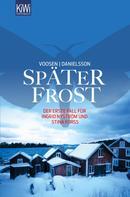 Roman Voosen: Später Frost ★★★★