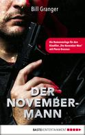 Bill Granger: Der November-Mann ★★★