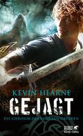 Kevin Hearne: Gejagt ★★★★★