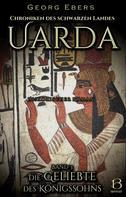 Georg Ebers: Uarda. Historischer Roman. Band 3
