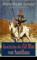 Alain-René Lesage: Geschichte des Gil Blas von Santillana