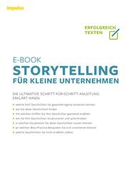 Storytelling für kleine Unternehmen - Die ultimative Schritt-für-Schritt Anleitung