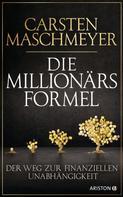 Carsten Maschmeyer: Die Millionärsformel ★★★