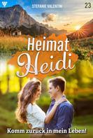 Stefanie Valentin: Heimat-Heidi 23 – Heimatroman