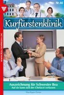 Nina Kayser-Darius: Kurfürstenklinik 40 – Arztroman