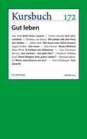 Armin Nassehi: Kursbuch 172 ★