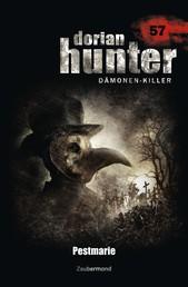 Dorian Hunter 57 – Pestmarie