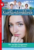 Nina Kayser-Darius: Kurfürstenklinik 83 – Arztroman