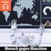 Mensch gegen Maschine - Der Angriff der Roboter gefährdet die Existenz der Mittelschicht. Welche Jobs werden überleben?