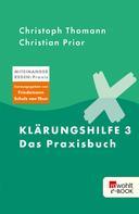 Christoph Thomann: Klärungshilfe 3 ★★★★★