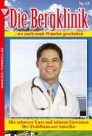 Hans-Peter Lehnert: Die Bergklinik 15 – Arztroman ★★★★