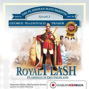 Royal Flash - Flashman in Deutschland