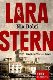 Nix Dolci - Ein Sina-Teufel-Krimi