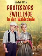 Else Ury: Professors Zwillinge in der Waldschule