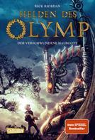 Rick Riordan: Helden des Olymp 1: Der verschwundene Halbgott ★★★★★