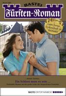 Juliane Sartena: Fürsten-Roman - Folge 2481