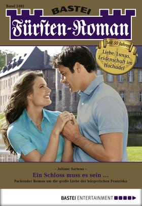 Fürsten-Roman - Folge 2481