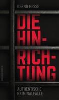 Bernd Hesse: Die Hinrichtung ★★★★