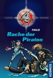 Vier durch die Zeit, 2, Rache der Piraten