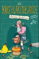 Christian Tielmann: Die Kakerlakenbande − Applaus für die Laus ★★★★★