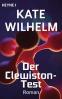 Kate Wilhelm: Der Clewiston-Test ★★