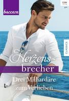 Elizabeth Bevarly: Baccara Herzensbrecher Band 2 ★★★★