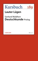 Deutschkunde - Prolog