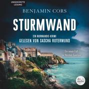 Sturmwand - Ein Normandie-Krimi