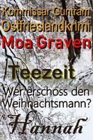 Moa Graven: Kommissar Guntram Ostfrieslandkrimis - Sammelband 3