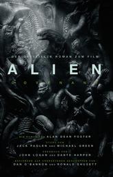 ALIEN: COVENANT - der offizielle Roman zum Film - SciFi-Horror