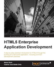 HTML5 Enterprise Application Development