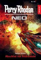 Perry Rhodan: Perry Rhodan Neo 170: Abschied von Andromeda ★★★★